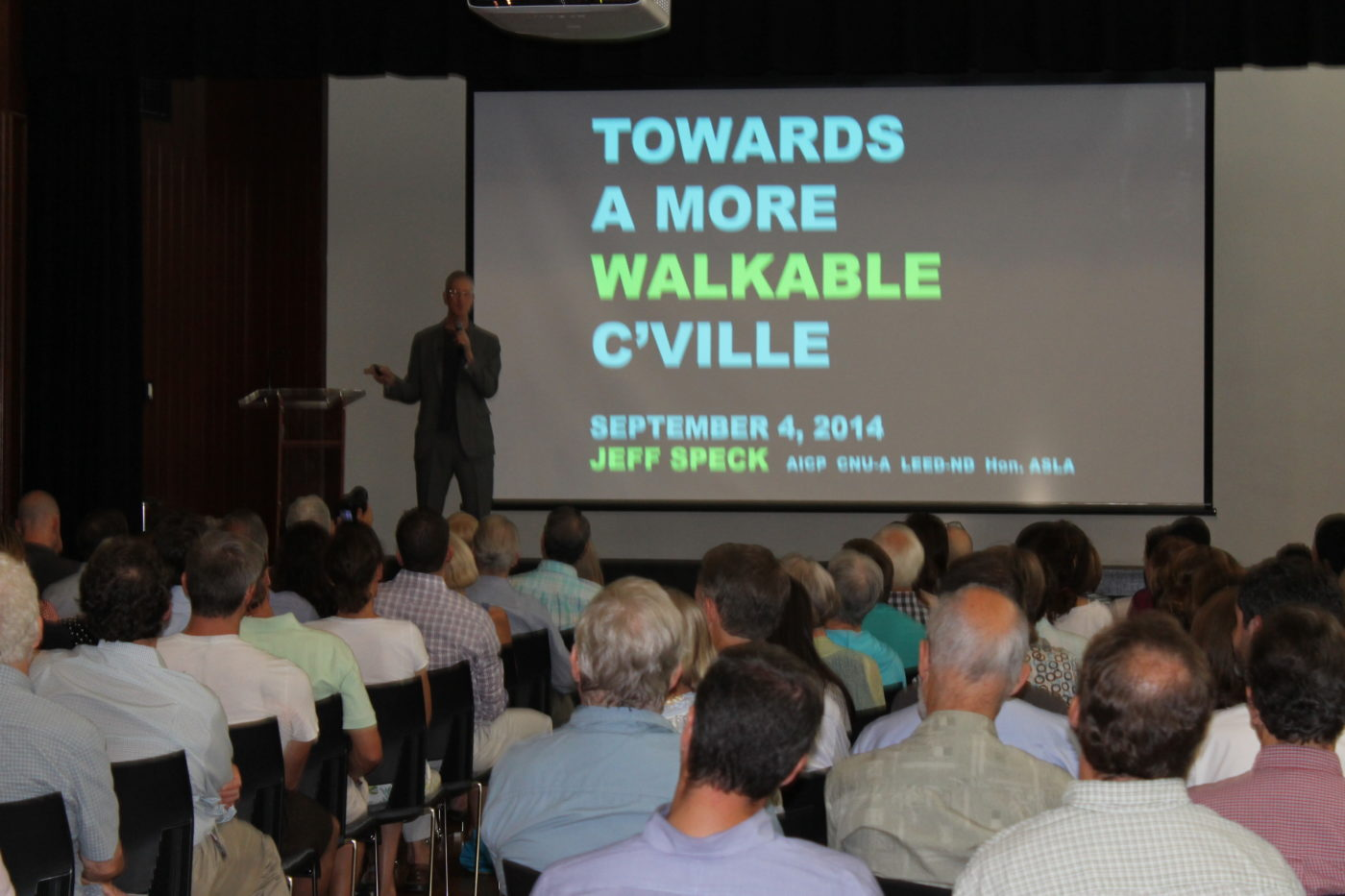 Urban planner offers tips to make Charlottesville more