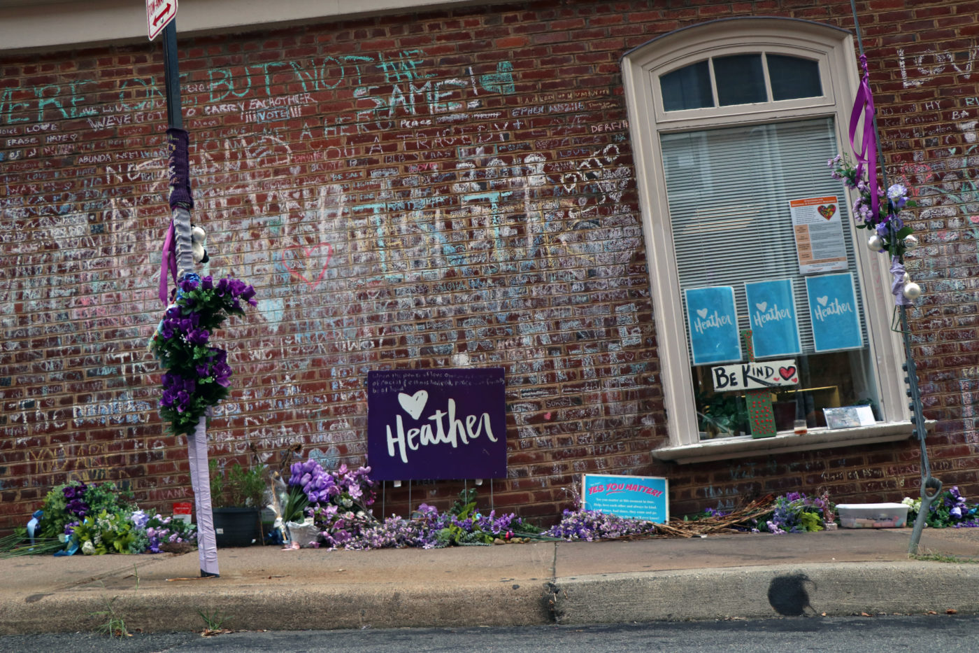 As local funds deplete survivors call for continued donations, McAuliffe to donate as well • Charlottesville Tomorrow